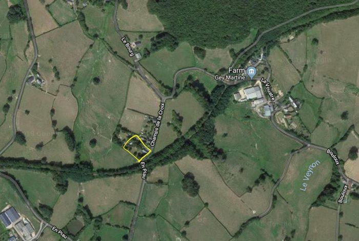 Googlemaps Champs de la Croix