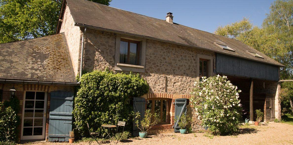 Voorzijde La Grande Maison